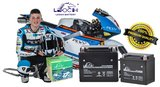 Leoch motobatterij EBX12-BS_5