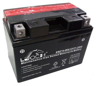 Leoch motobatterij LTZ14-4