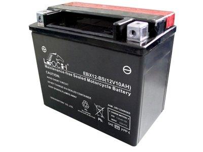 Leoch motobatterij EBX12-BS