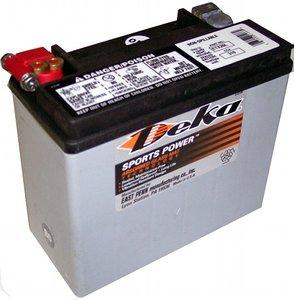 Deka motobatterij ETX20L