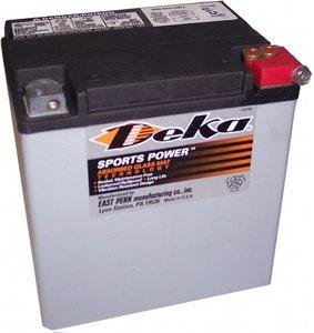 Deka motobatterij ETX30L