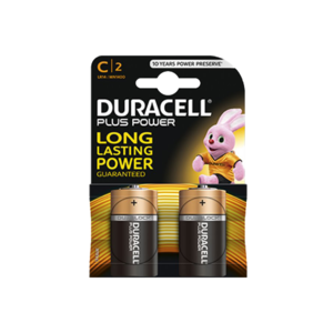 DURACELL MN 1400/C - PLUS POWER
