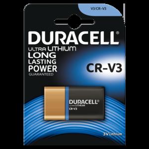 DURACELL CR-V3 LITH ULTRA M3