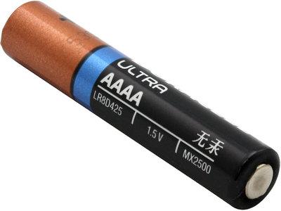 DURACELL ULTRA MX2500/AAAA