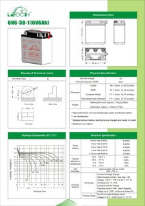 Batterij 6N6-3B-1